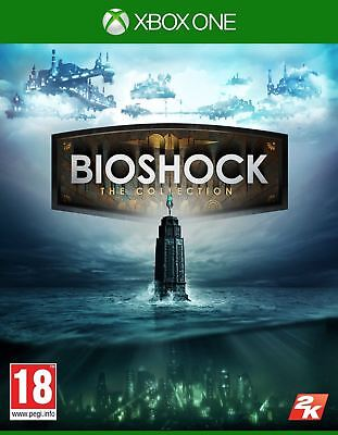 Bioshock The Collection Xbox One New and Sealed
