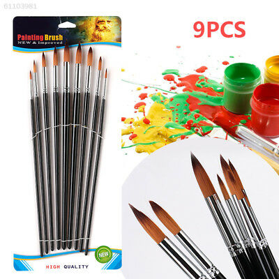 8A7F Kunst Acrylmalerei Pinsel-Stift Delicate Aquarellmalerei Pinsel Stift
