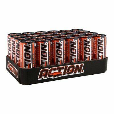 Action - Energy Drink 4x24x250ml