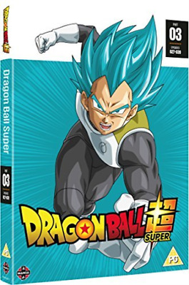Dragon Ball Super Part 3 Episodes 27 39 (UK IMPORT) DVD NEW