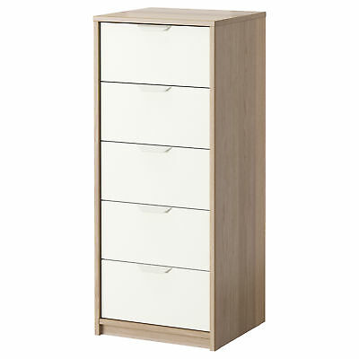 Ikea Hemnes Commode 5 Tiroirs Chambre Eur 169 00 Picclick Fr