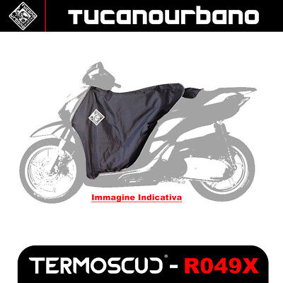 Leg Cover / Termoscud [Tucano Urbano] Kymco People S 300 Injection - Cod.r049X