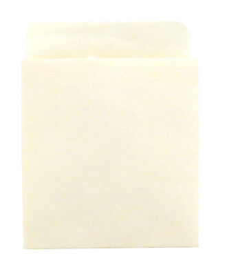 Hygloss Deep Low Back Manila Library Pockets, 500-Pack