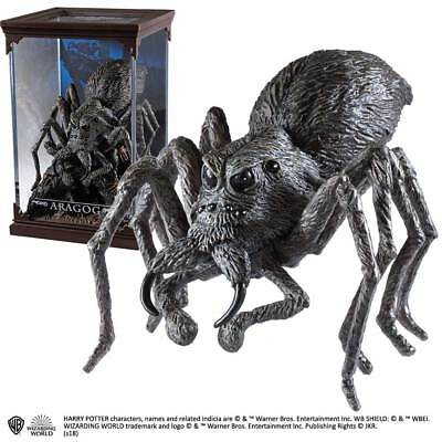 Harry Potter Magical Creatures Aragog Spider Figurine Noble Collection NN7671
