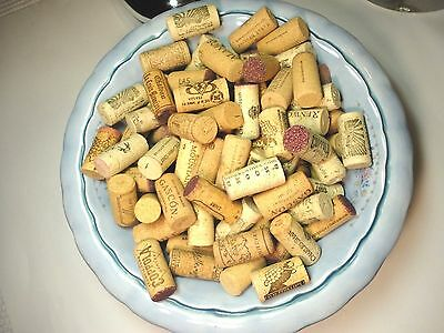 10. Wine Corks - Natural Corks No Synthetics - No Champagnes For hand craft