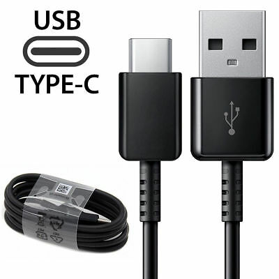 Fast Samsung Galaxy S9 / S9+ S8 Plus Type C USB-C Sync Charger Charging Cable