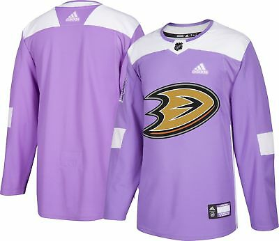 dd04dffaa ANAHEIM DUCKS COREY Perry Team Issued Hockey Fights Cancer Authentic ...