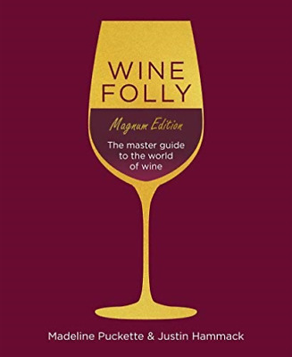 Madeline Puckette-Wine Folly: Magnum Edition (UK IMPORT) BOOKH NEW