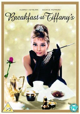 Breakfast at Tiffanys [DVD] [1961][Region 2]
