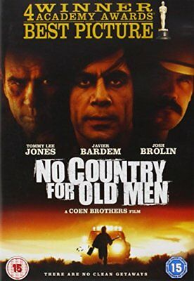 No Country For Old Men [DVD][Region 2]
