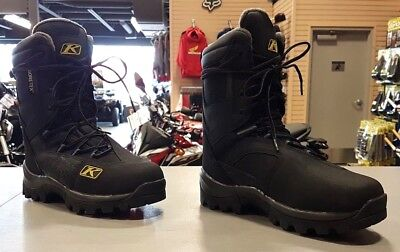 New Klim Adrenaline GTX Gore-Tex Mens Snowmobile Boot | OFFERS ACCEPTED!