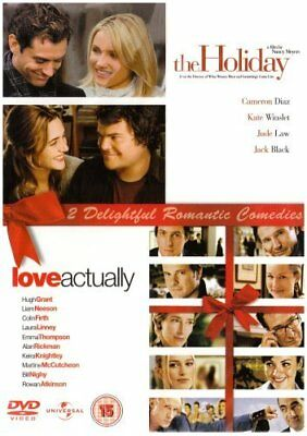 The Holiday/Love Actually [DVD][Region 2]