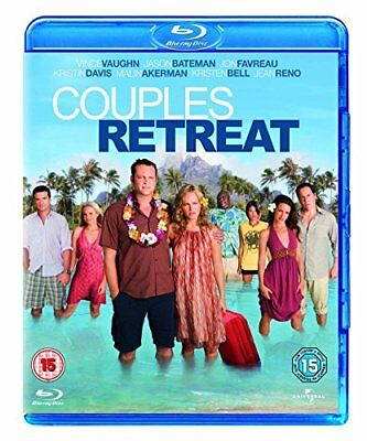 Couples Retreat [Blu-ray] [Region Free] [DVD][Region 2]