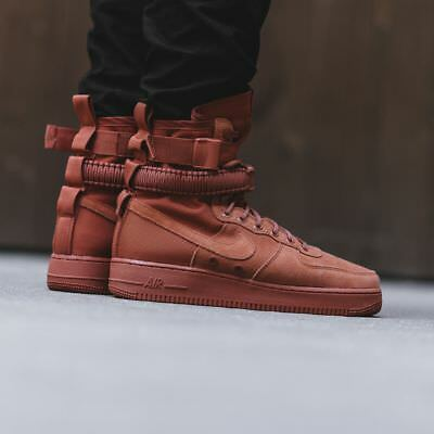official photos 1b7f7 7aeda Nike Special Field Air Force 1 SFAF1 Dusty Peach Size 8-9 - 864024 204