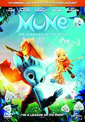 Mune: The Guardian Of The Moon [DVD][Region 2]