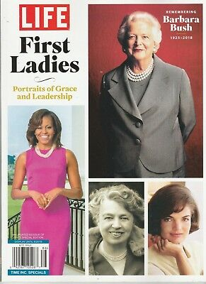 Life (First Ladies) 2018 (Portraits Of Grace & Leadership)