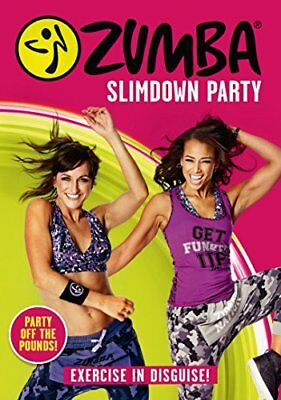 Zumba Slimdown Party [DVD][Region 2]