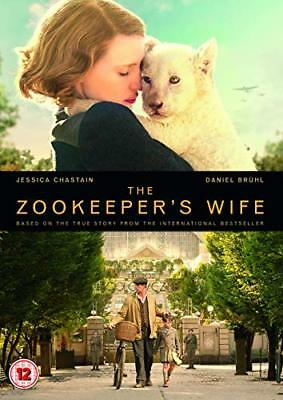 The Zookeeper's WifeDVD + digital download [2017] [DVD][Region 2]