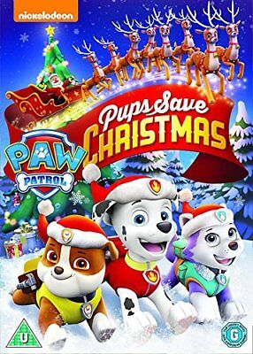 Paw Patrol: Pups Save Christmas [DVD][Region 2]