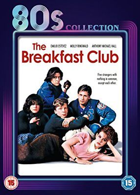 The Breakfast Club - 80s Collection [DVD] [2018][Region 2]