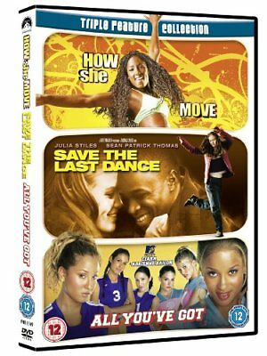 How She Move/Save The Last Dance/All Youve Got [DVD][Region 2]