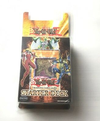 YuGiOh! STARTER DECK New And Sealed Box 1996