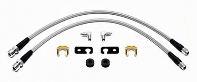 "WILWOOD 220-11980 20""-3 BRAKE LINE KIT for 2006-11 Honda Front #6388"
