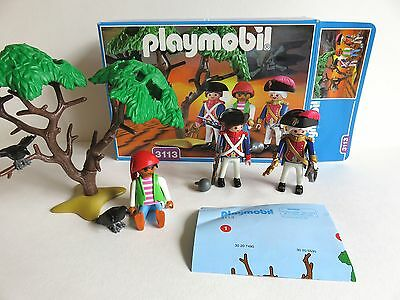Playmobil School 5923 And Gym Attachment Complete Set With