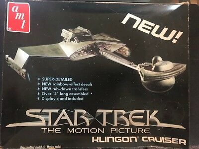 Star Trek Build your Model Klingon Bird of Prey