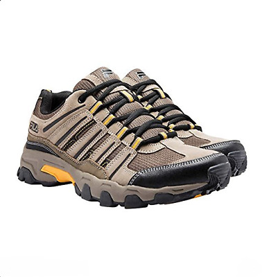 FILA MEN'S DAY hiker Trail Running Athletic Shoes Brown