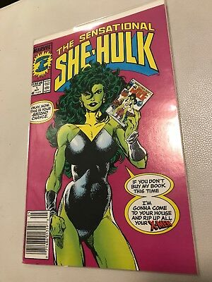 The Sensational She-Hulk #1 (May 1989, Marvel)NM JOHN BYRNE COMBINE SHIPPING