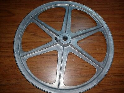 """CONGRESS Drive 1/2"""" Fixed Bore Spoked Standard V-Belt Pulley 3x938  ( LOT OF 3 )"""