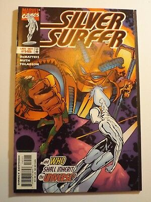 Silver Surfer (1987 2nd Series) # 145 Combined Shipping , build a box program