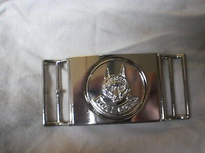 Scouting - Wolf Cubs belt buckle - two part