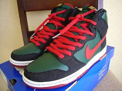 huge selection of 95230 b884b Nike Dunk High Premium SB RESN Air Max UNDFTD Undefeated Denim APC PSNY 1  Size 9
