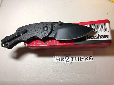 """Kershaw Shuffle (8700BLK), Multifunction Pocket Knife with 2.4"""" Stainless Steel"""