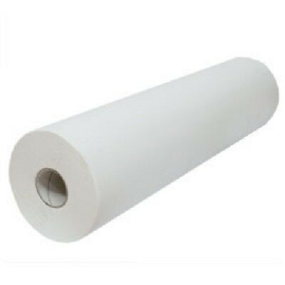 Disposable Waxing Bed Roll Sheet Massage Tanning Table Cover 80 cm x 100 M WHITE