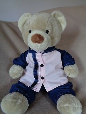 Clothes to fit girls Build a bear and Pumpkin Patch teddy 15 inch leisure suit