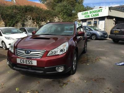 Subaru Outback D SE NAVPLUS only 45457miles FSH