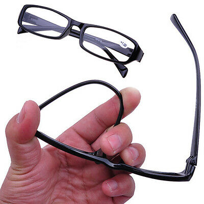 Multi Focus Progressive Reading Glasses 3 Powers in 1 Reader Rectangular Bifocal