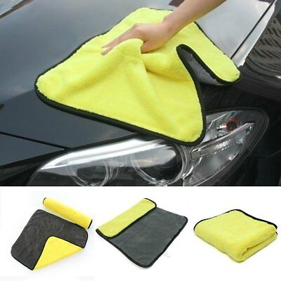 High Intensity Super Absorbent Car Microfiber Towel Cleaning Cloth Drying Towel