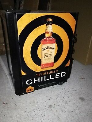 freezer jack daniel honey Daniel's whisky bar congélateur frigo