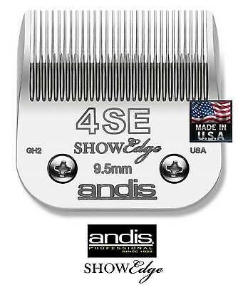 Andis SHOWEDGE 4SE(4FC/4F)BLADE Fit Most Oster,Wahl Clipper CLIP Faster,Smoother