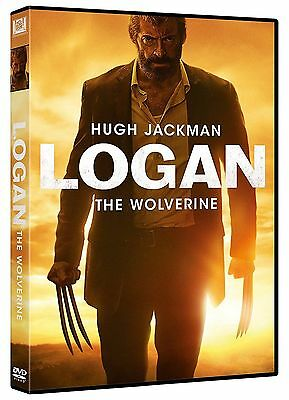 COFANETTO+DVD NUOVO SIGILLATO FILM Logan - The Wolverine  vers. in ITALIANO new