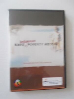 - Make Indigenous Poverty History [Pc Cd-Rom] Brand New [Aussie Seller [$69.75]