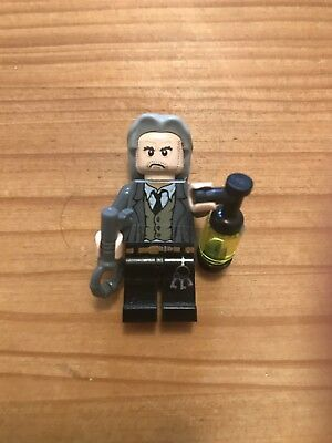 Lego Argus Filch Minifigure from set 4842 Harry Potter NEW hp097