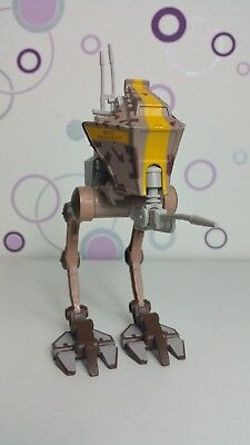 Star Wars Figur Fahrzeug AT-RT Walker Hasbro Kenner Vintage Legacy Clone'
