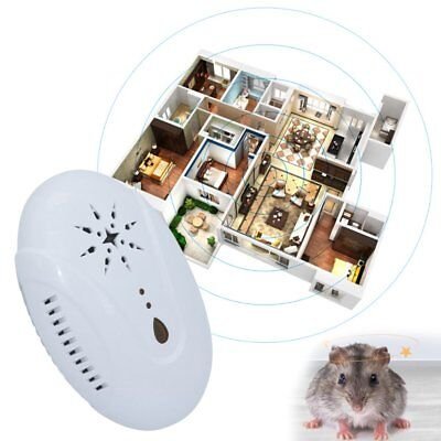 DC-9007 Adjustable Frequency Electronic Ultrasonic Pest Mouse Repeller GE