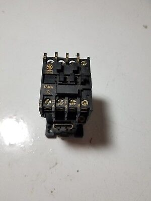 NEW GE LB4AC 20 24 VOLT CONTACTOR C653-8C COIL General Electric