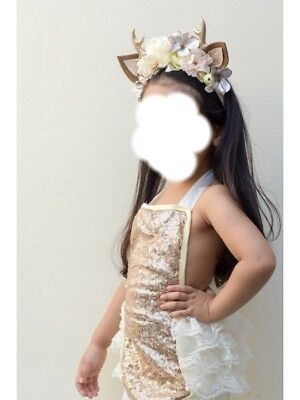 Sparkle Romper 2-3 Years